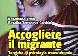 Copertina del libro Accogliere il migrante